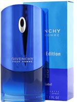 Givenchy Pour Homme Blue Label Limited Edition 2008