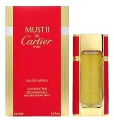 Must II de Cartier for women