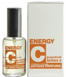 Series 8: Energy C Grapefruit