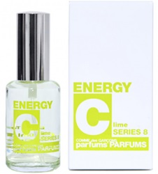 Series 8: Energy C Lime