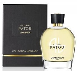 Eau de Patou Collection Heritage