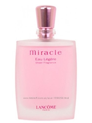 Miracle Eau Legere Sheer Fragrance 2008