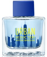 Urban Blue Seduction Men