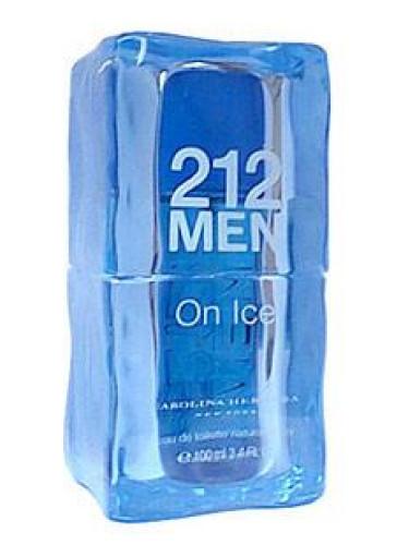 Carolina Herrera 212 Men On Ice купить духи и туалетную воду