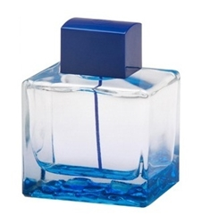 Blue Seduction for Men Splash