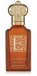 E for Men Gourmand Oriental With Sweet Clove