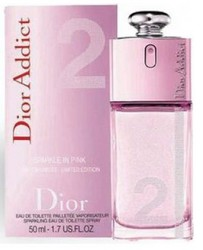 Dior Addict 2 Sparkle in Pink