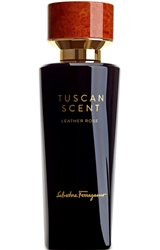 Tuscan Scent Leather Rose